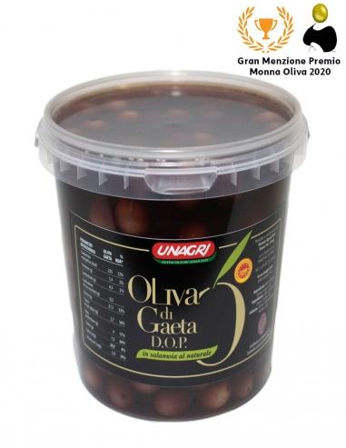 Oliva di Gaeta D.O.P. 0.900 Kg