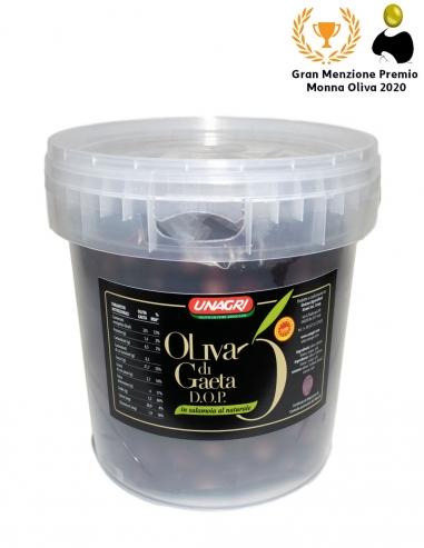 Oliva di Gaeta D.O.P. 2 Kg