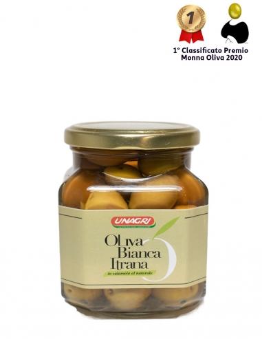 Oliva Bianca Itrana 0.180 Kg