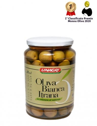 Oliva Bianca Itrana 0.350Kg
