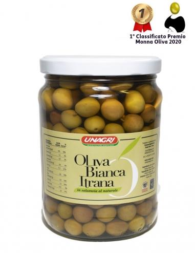 Oliva Bianca Itrana 1 Kg