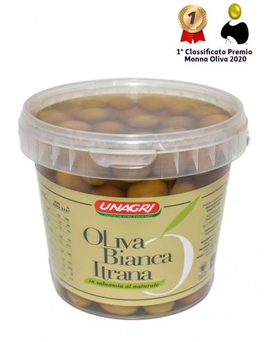 Oliva Bianca Itrana 0.500 kg