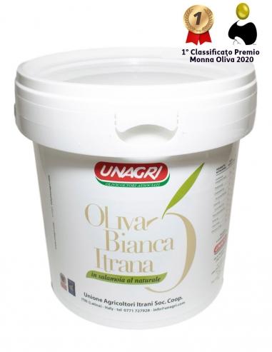 Oliva Bianca Itrana 3 kg