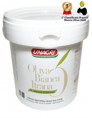 Oliva Bianca Itrana 6 kg
