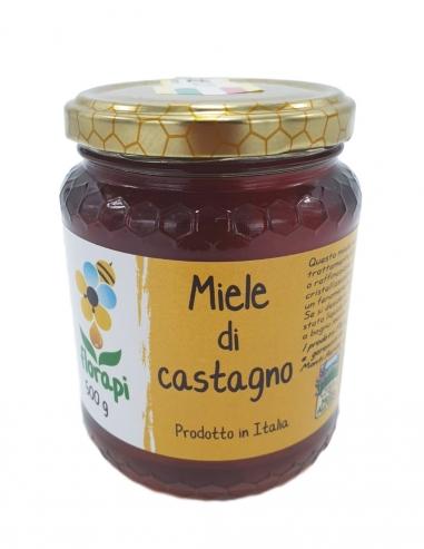 Miele di Castagno 0.500 Kg